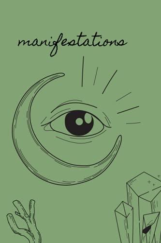 "Manifestations Journal - 6"" x 9"" Paperback Journal / Notebook | TikTok Journal | Makayla's Mar"