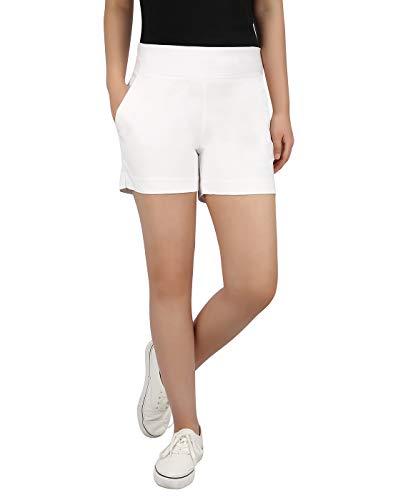 HDE Chino Shorts for Women 4\