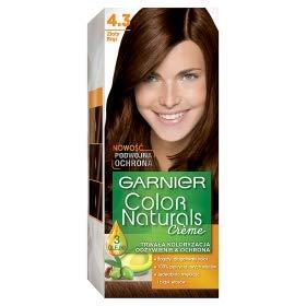 Garnier Color Naturals Haarfärbemittel 4.3 Goldbraun 1 Stück