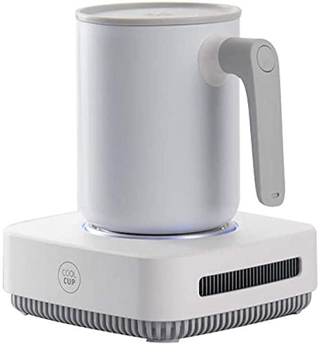 Copa De Enfriamiento De Aislamiento, Enfriador De Taza - Estilo De Aislamiento De Café Dos - Use Taza Para Enfriamiento Rápido, Refrigeración, Calefacción