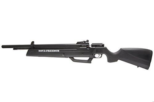 American Tactical ATI NOVA Freedom Multi-Pump PCP 900 FPS .22 ADJ Front and Rear Sight