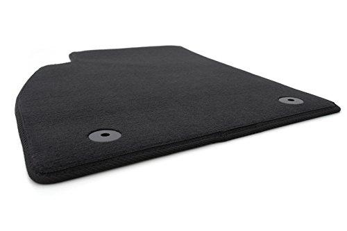 Fußmatte Insignia (Velour) Automatte Fahrermatte Fahrerseite vorn, schwarz