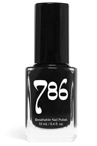 786 Cosmetics Breathable Nail Polish - Vegan Nail Polish, Cruelty-Free, Healthy, Halal Nail Polish, Fast-Drying Nail Polish (Java)