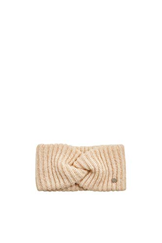 Esprit Accessoires dames 129EA1P003 hoofdband, beige (zand 285), One Size (fabrikantmaat: 1SIZE)