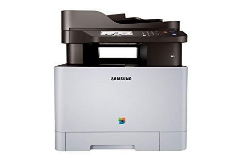 Samsung Xpress SL-C1860FW/XEC Farblaser Multifunktionsgerät (Drucken, scannen, kopieren, WLAN, NFC, Netzwerk)