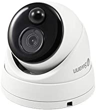 Swann 1080P Dome DVR Security Camera with Heat & Motion Sensing + Night Vision