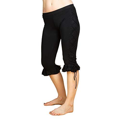 PANASIAM Sati Leggings 3/4 M in Black