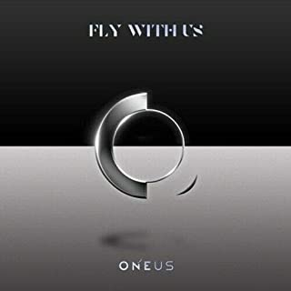 Oneus 'Fly with Us' 3rd Mini Album CD+96p Booklet+8p Lyrics Card+1p PostCard+2p PhotoCard+1p BookMark+Message PhotoCard SET+Tracking Kpop Sealed