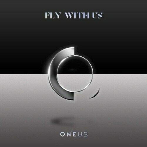 ONEUS 'Fly with Us' 3rd Mini Album CD+1p Poster+96p Booklet+8p Lyrics Card+1p Postcard+2p PhotoCard+1p Bookmark+Message PhotoCard Set+Tracking KPOP Sealed