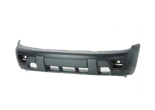 FRONT BUMPER COVER PRIMED W/FOG LAMP HOLES EXCEPT SS