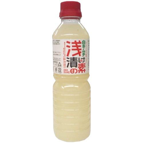 北杜食品『浅漬けの素白キムチ』
