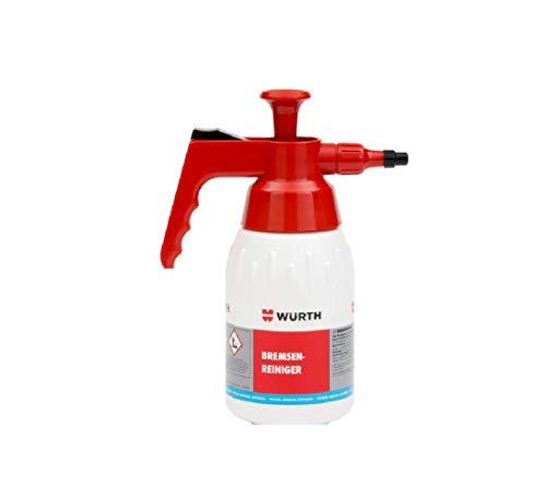 WÜRTH Pumpsprühflasche für BMF Reiniger unbefüllt für Bremsenreiniger 1000 ml
