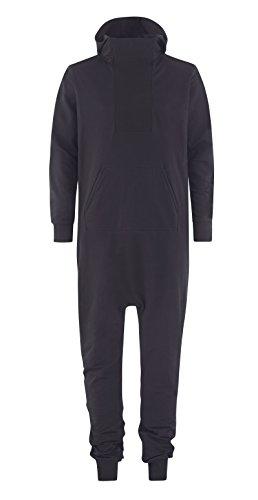 Onepiece Damen Jumpsuit Dodge, Grau (Black) - 6