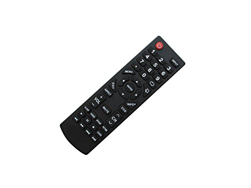 Great Price! Universal Replacement Remote Control Fit for DYNEX DX-26LD150A11B DX-32LD150A11D DX-40L...