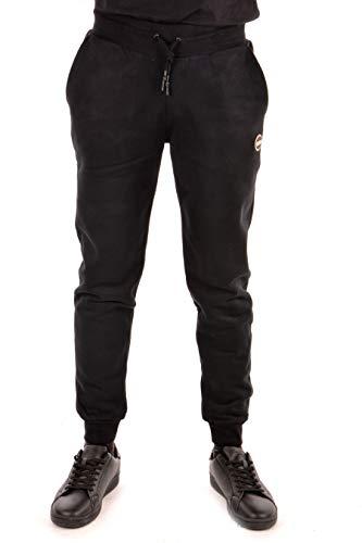 COLMAR ORIGINALS Pantalone Jogging in Cotone 8254 Black Size:M