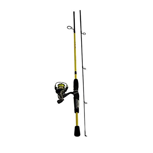 Lew's Fishing MR Crappie Slab Shaker Combo, SS7556-2, Gray, One Size