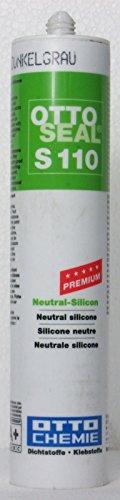 Ottoseal S110 Premium Neutral Silikon, C57 Eiche