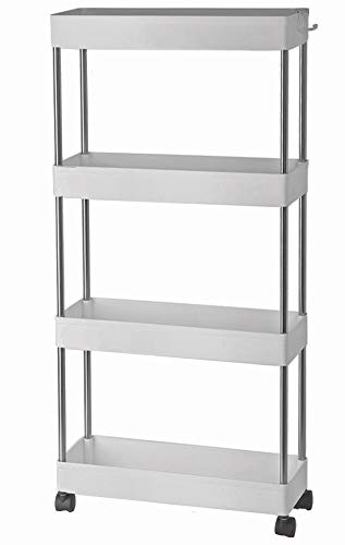 Narrow Shelving Unit for Kitchen