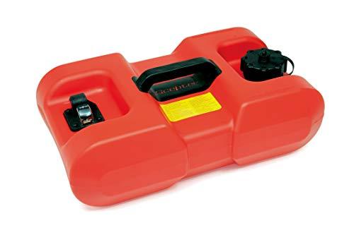 Scepter 10506 Under Seat Portable Fuel Tank - 3 Gallon
