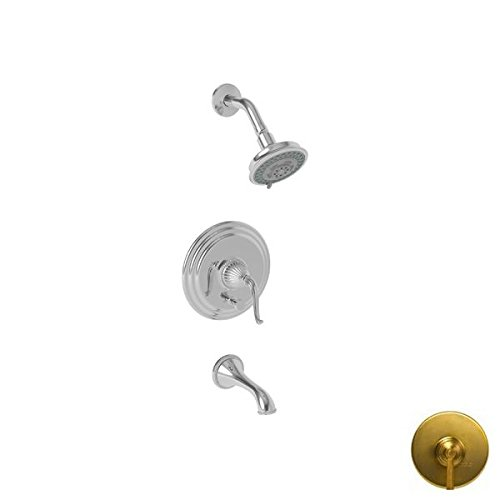 Buy Bargain Newport Brass 3-1092BP/24S Alexandria Single Handle Pressure Balanced Shower Trim Only w...