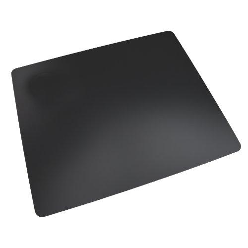 Artistic Rhinolin II Antimicrobial Self-Healing Black Desk Pad, 12