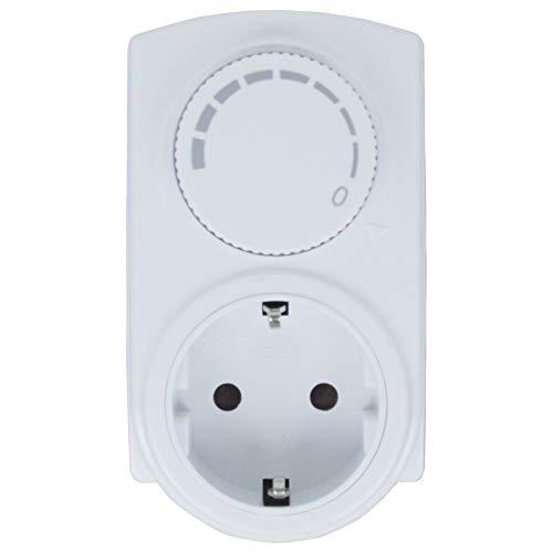 potenziometro per regolazione intensità luce per lampade con dimmer (regolatore)