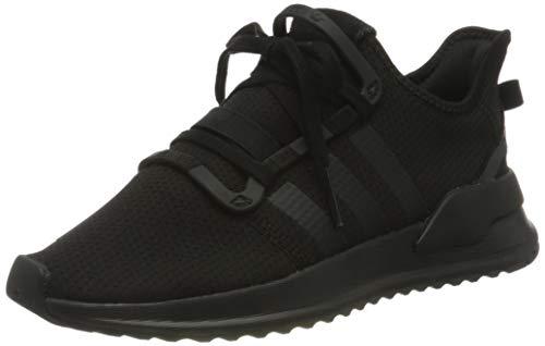 adidas Originals U_Path Run J, Zapatos para Correr Unisex Adulto, Cblack/Cblack/Ftwwht, 40 EU