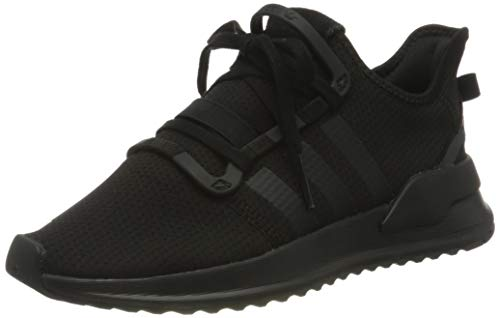 adidas Originals U_Path Run J, Scarpe da Corsa Donna, Cblack Cblack Ftwwht, 38 2/3 EU