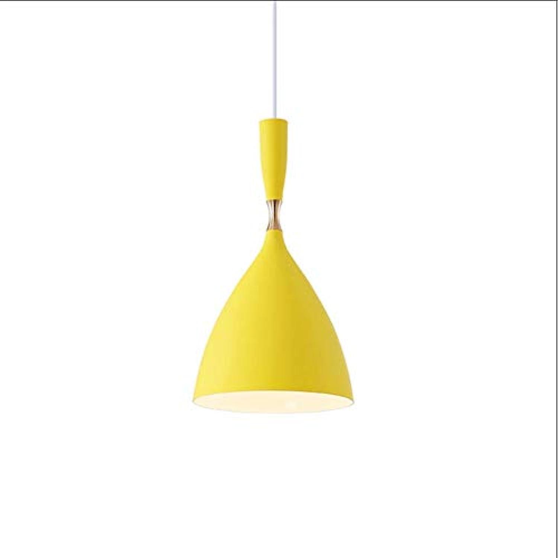 Kronleuchter kegel neuheit pendelleuchte downlight lackiert oberflchen aluminium aluminium mini stil, kreative, 110-120 v   220-240 v lampe nicht enthalten   e26   e27, gelb