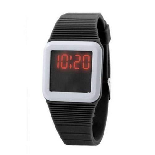 BigBuy Accessories Reloj Analog-Digital para Unisex-Adult de Automatic con Correa en Cloth S1406191