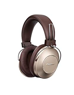 Pioneer S9 Wireless Over-Ear Headphones (Bluetooth Headphones with Google Assistent, NFC, Noise-Cancelling-Technology and 24 hours playing time) Gold (B07JFGKNQC) | Amazon price tracker / tracking, Amazon price history charts, Amazon price watches, Amazon price drop alerts