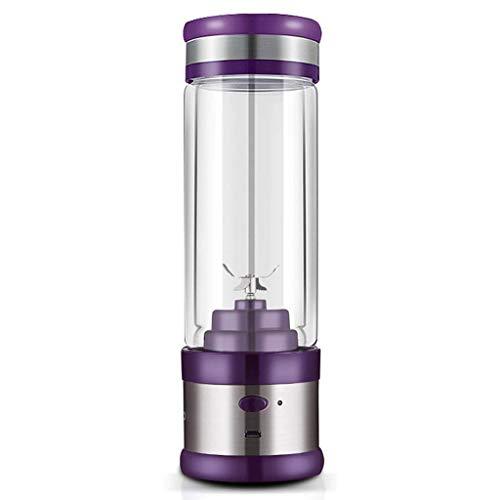 Barir Einteiliger kabelloser Mixer-Travel-Cup-Mixer-Smoothie-Maker mit 350 ml Kapazität, wiederaufladbare USB-Kapazität