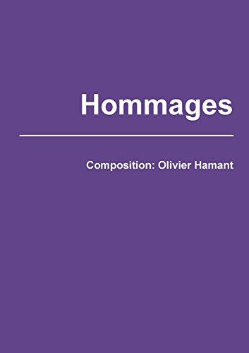 Hommages (LLB.ARTS) (French Edition)