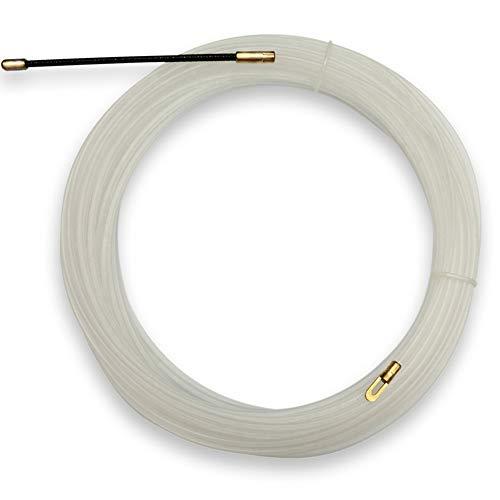 Jixista Guía Pasacables Kit de Enhebrado de Cables Guia Pasacables Profesional Cables...