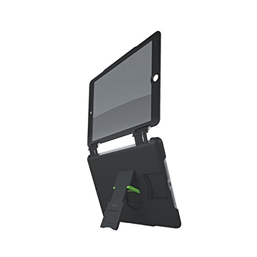 Leitz Complete Multi Case with Privacy Cover and Stand for iPad Air - Black