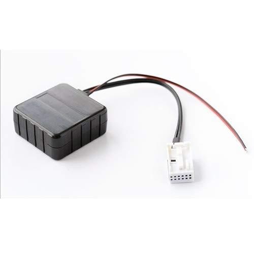 CLJ-LJ Cable Adaptador módulo Bluetooth inalámbrico for Coche de Audio AUX for Mercedes Benz Comand APS NTG CD20 30 50 Durable