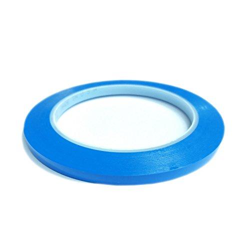 0,18€//m Konturenband Zierlinienband Masking Tape Abdeckband 3M 471 Blau 3mm