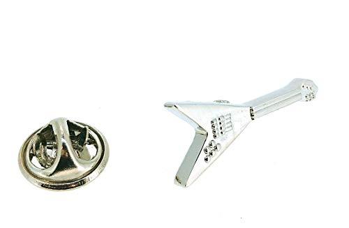 Gemelolandia | Pin de Solapa Guitarra Eléctrica Rock Star | Pines Originales...