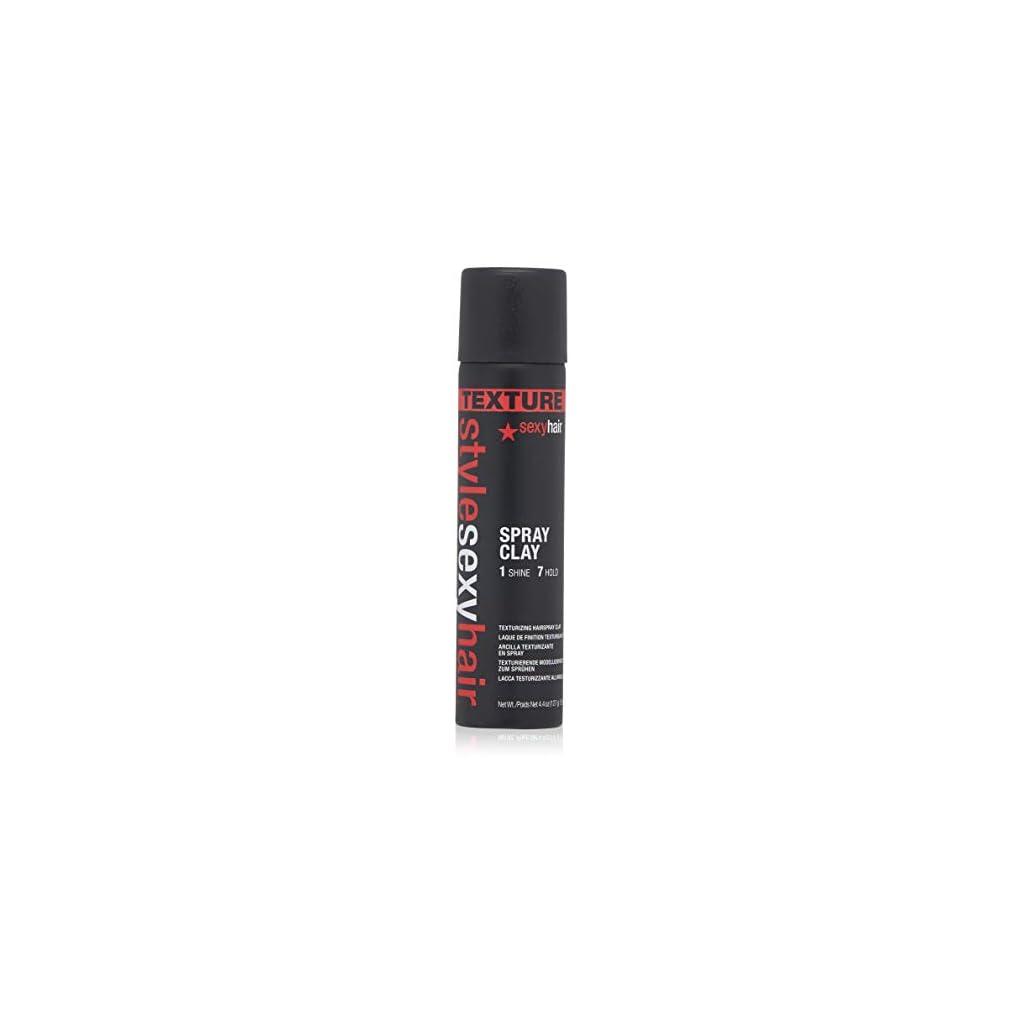 Beauty Shopping SexyHair Style Spray Clay Texturizing Hairspray Clay, 4.4 Oz