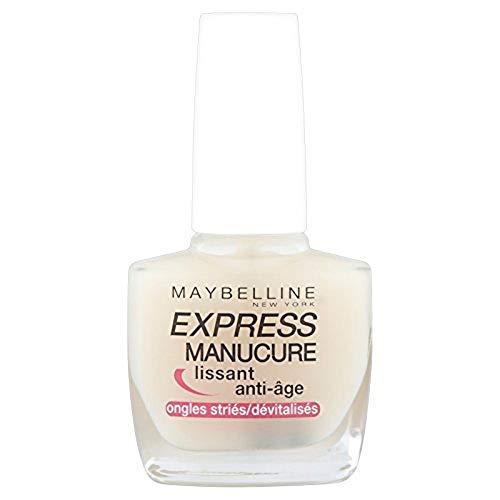 Gemey-Maybelline - espresso Manicure - Nail Polish Care - Levigante Anti-Aging unghie increspati