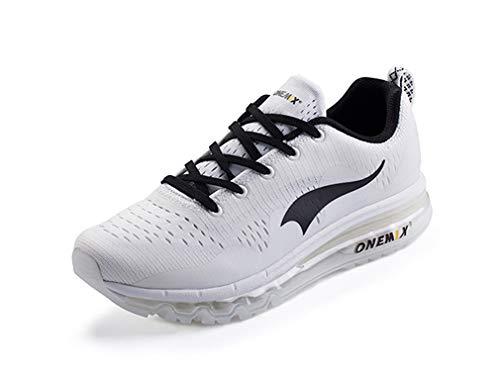 Dilize-OneMix , Unisex Erwachsene Laufschuhe , Schwarz - schwarz / weiß - Größe: 36 EU
