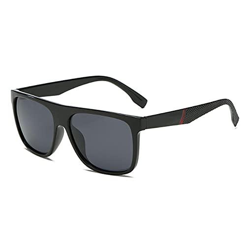 NJJX Gafas De Sol Polarizadas Para Hombre, Gafas De Sol Para Conducir, Gafas De Sol Clásicas Clásicas Para Hombre, Gafas 01