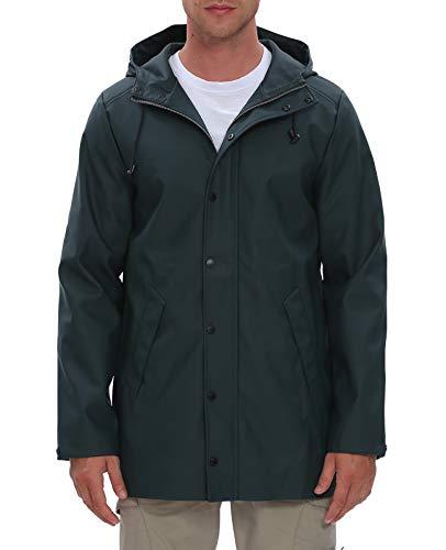 fahsyee rain jacket men waterproof