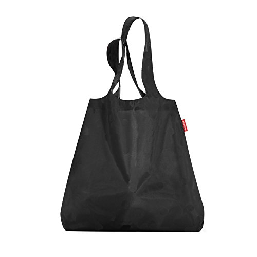 reisenthel mini maxi shopper black Einkaufsbeutel Faltbeutel schwarz - AT7003