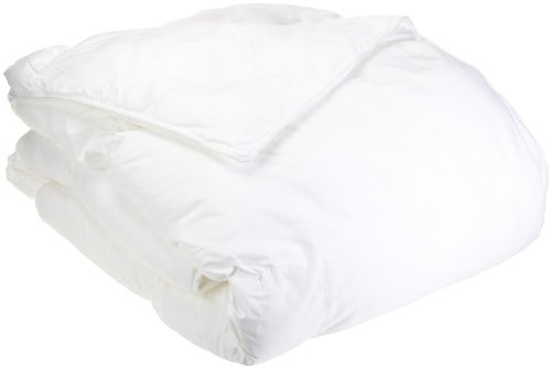 Wamsutta 1617752 Cool and Fresh 400-Thread Count Alternative Down Comforter, Twin, White