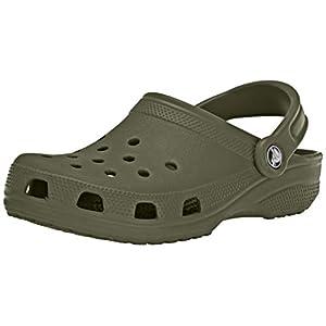 Crocs Classic Clog|Comfortable Slip on Casual Water Shoe