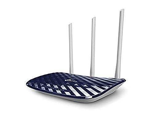 TP-LINK Archer C20 - Router (AC750 Mbps Banda Dual, WiFi Inalámbrico, 300...