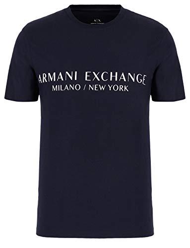 A/X ARMANI EXCHANGE T Shirt Manica Corta Giro Collo Uomo