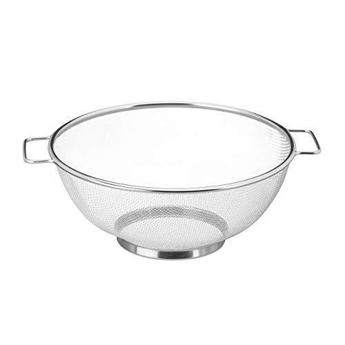 Fenteer Passoire /Écumoire Tamis Maille de Cuisine Inoxydable Outils de Cuisine S