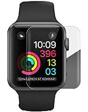 Apple Watch Seri 6 40 mm Nano Glass Esnek Cam Ekran Koruma Filmi